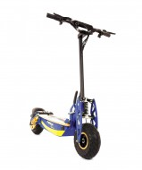 FORCA Raceking II 35 km/h Scooter Blue-Gold Edition