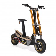 "FORCA Bossman-S I 45km/h Scooter ""EEC"""
