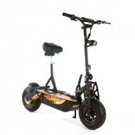 "FORCA EVOKING 3.0 45kmh ""Black-Gold-Edition"" E-Scooter mit Strassenzulassung"