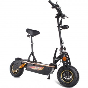 "FORCA Evoking III 20km/h Scooter ""Black-Gold-Edition"""