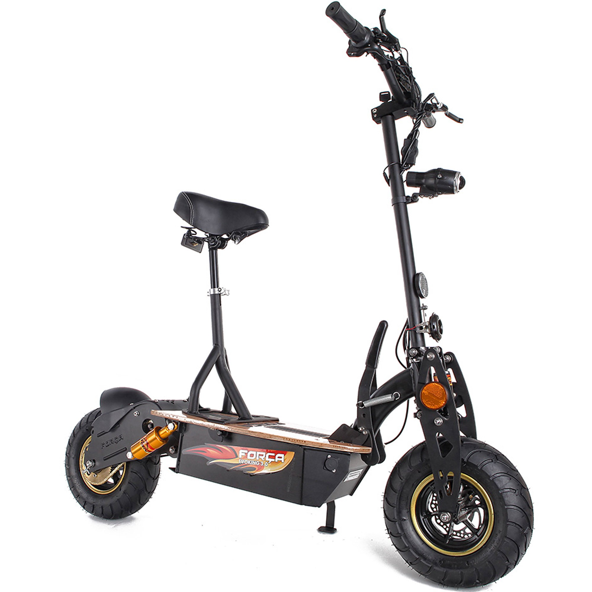 goclever city rider black 5 lg akku e bike scooter. Black Bedroom Furniture Sets. Home Design Ideas